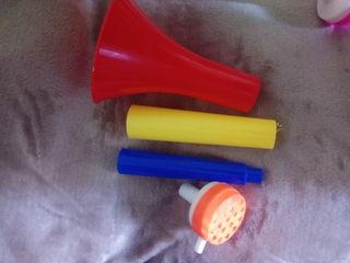 Trompeta -дудка /goarna/corn de aer/air horn/дудка/soccer/football