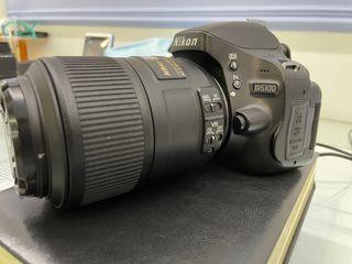 Nikon D5100 + 2 объектива