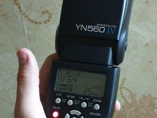 Новая Вспышка Yongnuo Yn560 Iv