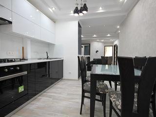 Chirie! Centru, str. Melestiu, 2 odăi + salon, 78 m2, euroreparație!