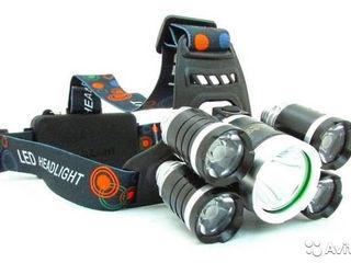 фонарь bl-v25-2-t6