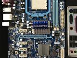 socket AM3 Gigabyte GA-770T-D3L rev 1.5