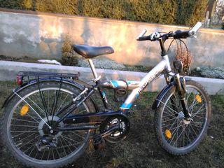 Vind bicicleta sportiva  pegasus original germania la pret de 120 euro!!!