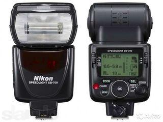Nikon sb700,sb600