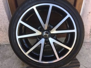 5x112 R17 225/45 Fulda 4 мм, Jante, 5 x 112 17 225 / 45 Mercedes Volkswagen Audi Skoda