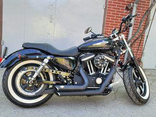 Harley - Davidson XL1200CP