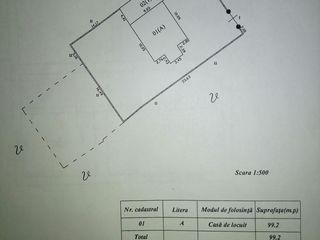 Se vinde casă în com. Bubuieci, sat. Bîc, 22 ari