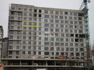 Mircea cel Batrin, apartament, 3 odai 73 mp, etajul 7/9, mijloc. Bloc nou !