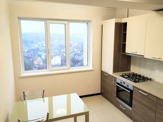 Spre chirie apartament 1 odaie + living, Buiucani, bloc nou!