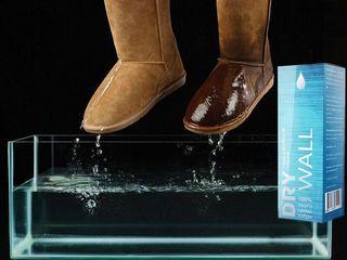 Защита обуви и одежды от грязи - Drywall !