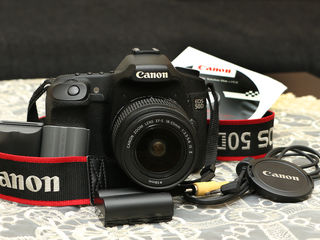 Продам: Canon 50D kit 18x55 mm, отличное состояние.