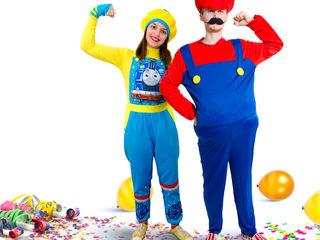 Distractie pentru copii cu animatori la zile de naștere
