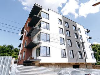 Penthouse 180 mp, 2 nivele, terasă, variantă albă, Club House, Telecentru, 121800 €