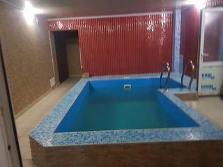 sauna cu bazin cald si masa de biliard 150 pentru 1 ora