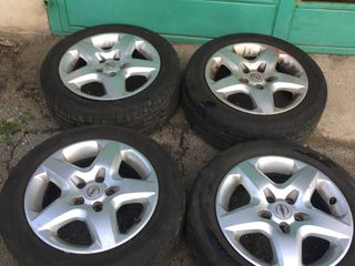 R16. 205/55. Dunlop Sport !!!  Set Opel Astra H !!!