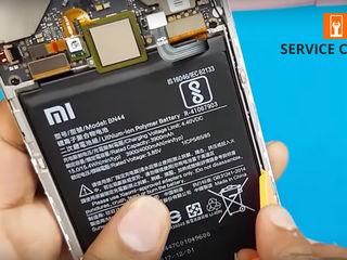 Xiaomi RedMi Note 5  Se descară bateria -Luăm, reparăm, aducem !!!