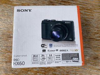 Sony HX60  sigilat