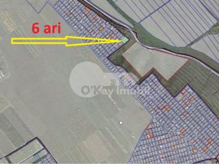 Teren pentru construcții, 6 ari, Bubuieci, 7000 €