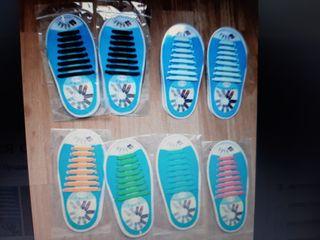 Продам шнурки силиконовые