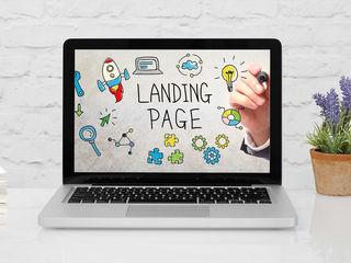 Качественные продающие сайты Лэндинг Landing page Создание сайтов Создать сайт Creare pagina web