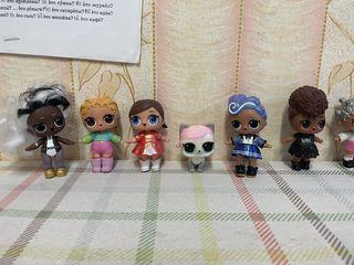 Куклы LOL Оригинал!Аксессувры к каждой кукле имеютсяю!