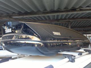 Thule авто багажник прокат аренда авто бокс