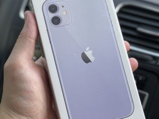 Iphone 11 64 GB Purple Nou Sigilat !