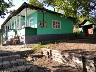 Casă 47 ari  ,  in raionul strășeni,satul scoreni ,centru