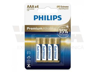 Baterii electrice AAA Philips