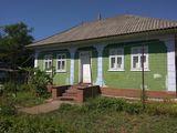 Продаётся дом с хозпостройками , огородом в приграничной зоне (1,5 км от рекиПрут)