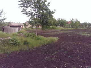 Teren pentru construcție în satul Elizaveta, mun. Bălți