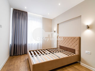 Inamstro - 2 camere+living, 70 mp, reparație calitativă, mobilat, Buiucani 72500 €