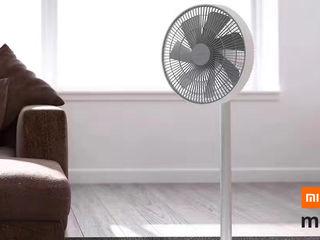 Mijia DC este un ventilator de noua generație, fără care este imposibil să suporți zilele calzi!