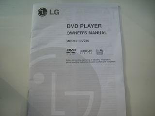 DVD/ CD Player LG