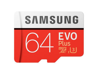 Card de memorie microSD sandisk samsung goldkey 32Gb,64Gb,128Gb compatibil 4k 3d video