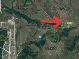 Urgent, teren pentru constructie Cruzesti 13 ari, apa, gaz