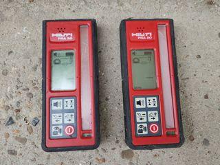 Laser Hilti Pr-30 + detector + incarcator = 550 euro!