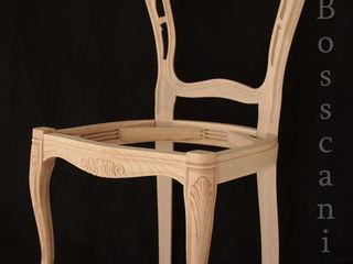Scaune clasice si moderne din lemn masiv