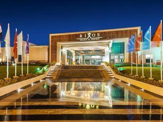 """от 1820 $.... на 8 дней c 04.01... Шарм-эль-Шейх ....отель  """" Rixos Sharm  5 ***** """""""