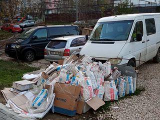 Вывоз мусора всех видов, все виды транспорта!