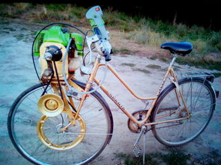 vand bicicleta cu motor