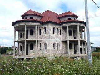 Vânzare casă în 3 nivele! 600 mp. Ghidighici!!!