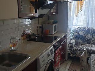 Bubuieci! Apartament cu 1 odaie, incalzire autonoma. Pret 18 500 €