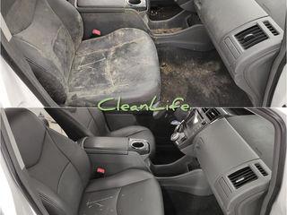 Curatare chimica auto cu aburi. Uscarea 100%. Lustruirea caroseriei. Полировка и Химчистка Кишинев