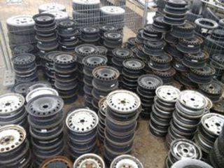 Jante din tabla, диски железные r14, 15, 16, 17./ Michelin 165-70-R14, 80% stare super /&195-65-r15