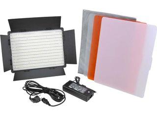LED Light Panel+stativ