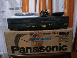 Panasonic NV-HD 650 Stereo