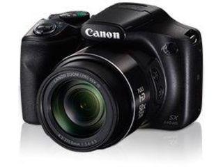 Компактный фотоаппарат Canon PS SX540 HS Black