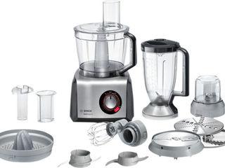 Кухонный комбайн bosch mc812m844 / robot de bucătărie multitalent 8 mc812m844