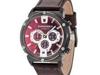 Mens Police Chronograph Watch 15047J .Обмен . Без торга